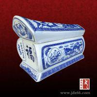一般陶瓷骨灰盒的批发价格是多少?殡仪馆骨灰盒批发