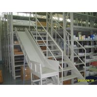 济南科博仓储厂|阁楼货架生产商|货架生产厂家