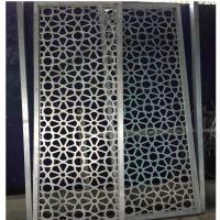 广东著名品牌中庭镂空雕花铝单板