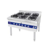 商用厨房炊事设备一站式采购基地厨具营行六眼煲仔炉