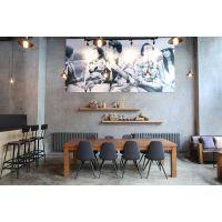 《影尚西餐厅》_拉萨餐厅设计 拉萨专业餐厅设计公司