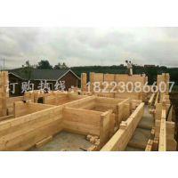 供应涪陵重型木屋建造厂 重庆单间配套木屋价格 防腐木房子造价