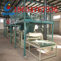 山东鲁辉_外墙保温板生产线-新型墙板机械-玻镁板设备生产线鲁辉机械