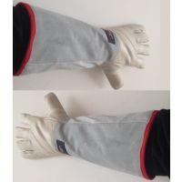 耐低温防液氮手套YC-46超低温防护手套毅畅品牌
