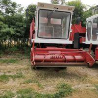 大马力165地滚刀青储机 自走式皇竹草收割机 玉米秸秆粉碎机