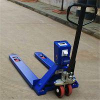 供应无锡手动液压电子叉车秤 耀华1~2.5吨叉车秤价格