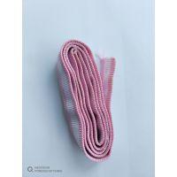 8分宽PP空心织带。适用于服装箱包加工。