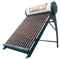 江苏贝德莱特太阳能科技有限公司-全玻璃真空管集热器
