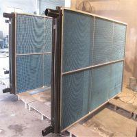 山东生产定做加工规格尺寸齐全表冷器厂家-德州鑫鼎空调设备厂