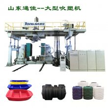 全自动中空吹塑机塑料化粪池设备生产机器价格生产厂家