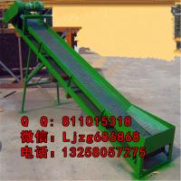六九重工 厂销 绍兴 散料爬坡皮带输送机 可移动式沙子运输设备 带式输送机
