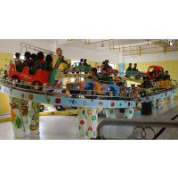 厂家直销儿童游乐设备迷你穿梭公园游乐轨道