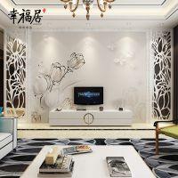 供应幸福居艺术瓷砖电视影视背景墙图案尺寸可定制