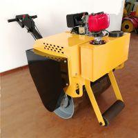 手扶式单轮压路机厂家 转向方便的地面标线机 厂家直销