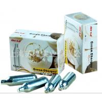 台湾原装进口MOSA奶油枪、MOSA发泡器专用 奶油气弹 氮气瓶