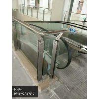 楼梯立柱|玻璃护栏不锈钢立柱|304不锈钢工程立柱优质厂家