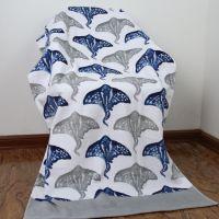 厂家直销迎春雨纯棉圆形沙滩巾瑜伽垫带流苏外贸出口印花浴巾定制