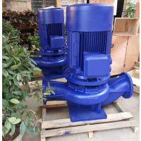 IRG65-125IA 4kw IRG热水泵能承受的温度多少 铸铁 山西众度泵业