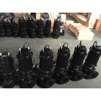 上海北洋泵业供应排污泵型号65QW32-25-5.5,电动铸铁系列