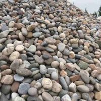 源昊滤料水处理天然鹅卵石 装饰造景铺路雨花石