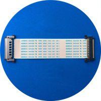 LVDS屏线 镀金异面反向 FFC51PIN