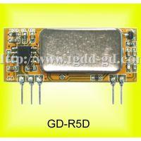 GD-R5D抗电机干扰接收模块