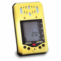 美国Industrial英思科M40多功能气体检测仪/四合一气体检测报警仪