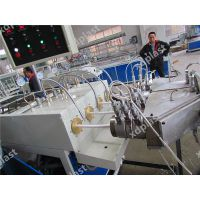 pvc一出四穿线管设备生产线