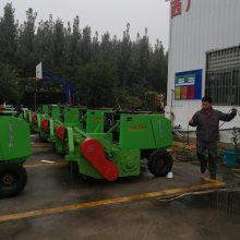 玉米秸秆打捆机价格厂家直销 陕西二次粉碎棉花秸秆收割机