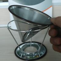 精密不锈钢滤筒 不锈钢304咖啡过滤筒-飞安