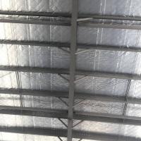 厂家直销小气泡保温毯 双铝双泡钢结构屋顶保温材料