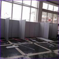上海厂家出售展览PVC板八棱柱标摊展会展位搭建材料和标准摊位