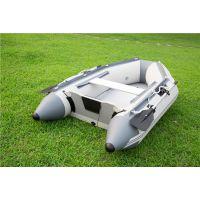 铝合金充气船、充气船铝合金底价格