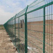 绿色养殖网 动物园防护网 养殖基地护栏网