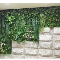 哪里的仿真植物墙厂家招代理?东莞企石浩晟仿真植物招代理可一件代发