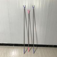 厂家直销 不锈钢撑衣杆不锈钢衣叉不锈钢晾衣杆 衣杆架