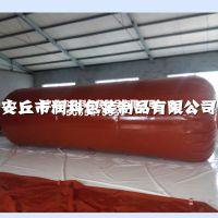 红泥软体PVC可折叠沼气池