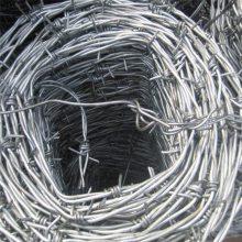 刺绳厂商 牧场绳刺 螺旋型刀片刺网