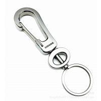 新款欧美达钥匙扣3758 高端礼品钥匙扣纯手工打造 汽车钥匙扣