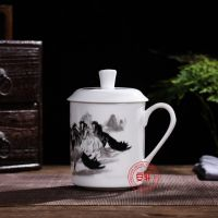 定制旅游纪念茶杯 景点宣传纪念礼品茶杯