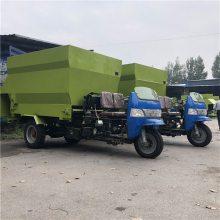大型养殖撒料车 高端习性撒料车 养殖专业新式送料车