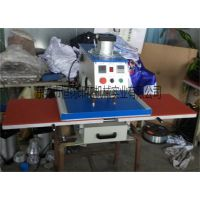 溶胶机_气动双工位溶胶热熔胶机烫画机衣服剥胶机压烫机