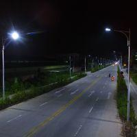 深圳市小区电杆灯照明 道路灯价格表 6米LED灯杆免费设计方案