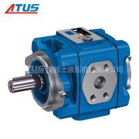 力士乐齿轮泵PGH4-3X/020RE11VU2型号液压油泵