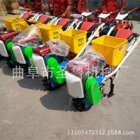 汽油玉米播种机 大马力汽油施肥机 自走式蔬菜追肥机