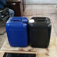 济阳县25升塑料桶防腐蚀25升化工塑料方桶耐酸碱25公斤密封桶