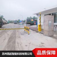 江苏昆起停车场内车道信息识别一体机生产加工生产厂家
