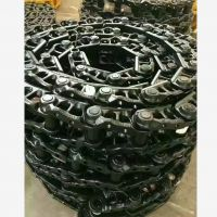 小松PC400-8链条 履带板小松挖掘机底盘件原装现货