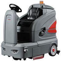 酒店使用重庆电动驾驶室洗地车优点/高美洗地车S130