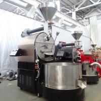 上海商用咖啡豆烘烤机_展销会主打咖啡烘焙机_30kg烘焙尽善尽美产品_南阳东亿
